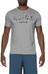 asics Camou Logo Løbe T-shirt Herrer grå